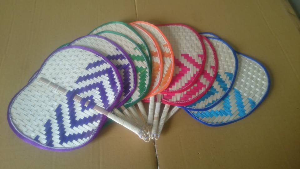 Bamboo Decoration fan