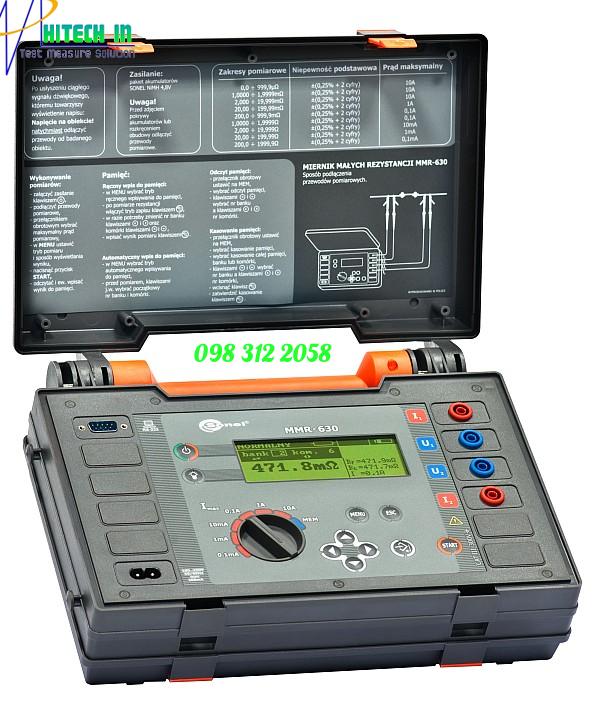 Cầu đo điện trở một chiều  MMR-630