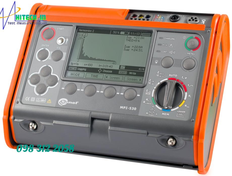 Thiết bị đo điện đa năng MPI-530