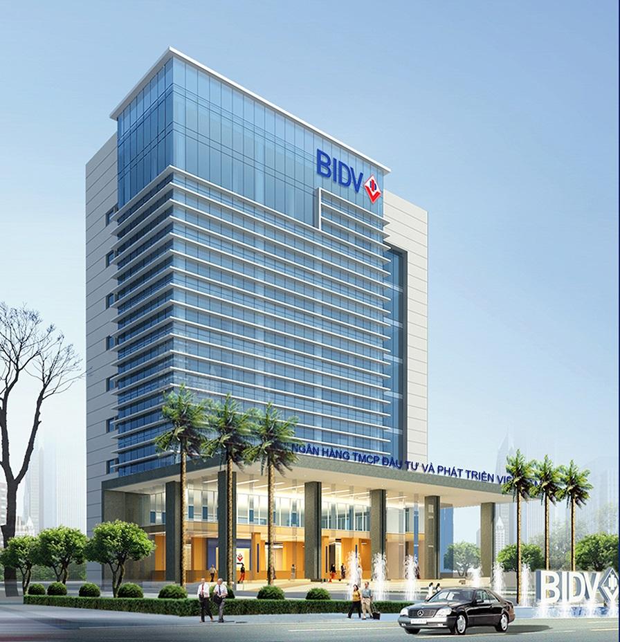 Hình ảnh thi công DA Ngân hàng BIDV - CN Hà Giang