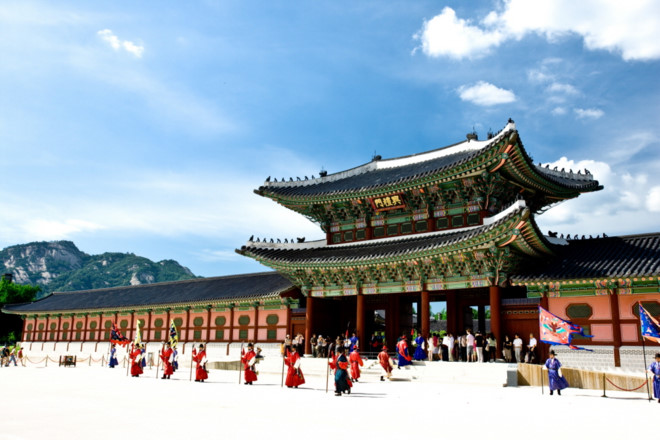 SEOUL - EVERLAND - NAMI - BẢO TÀNG 3D