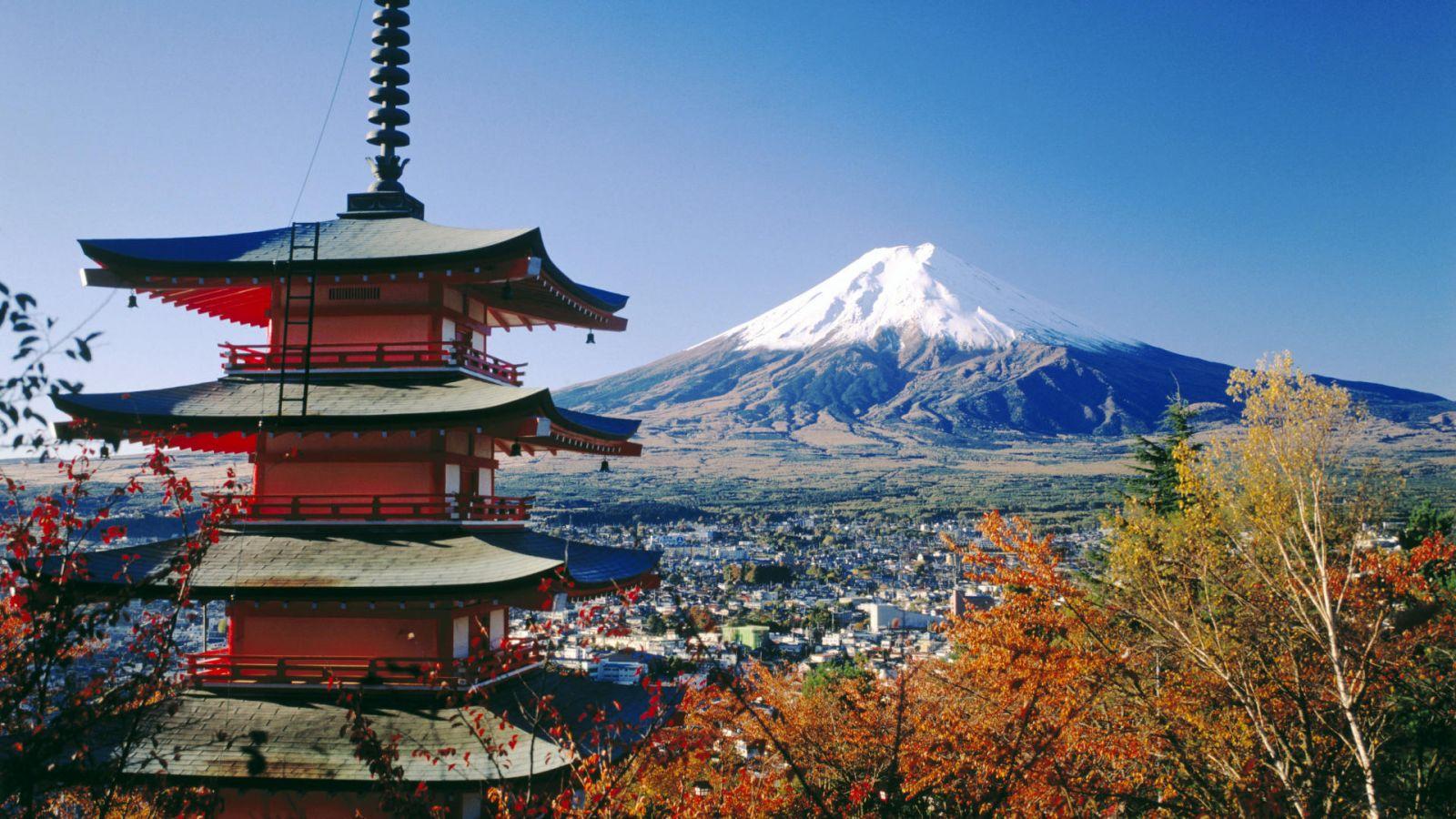 TOKYO - HAKONE - FUJI - ODAIBA