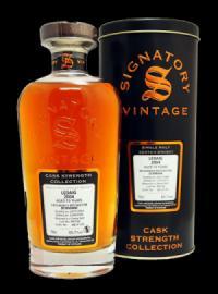 Rượu whisky Singnatory 10