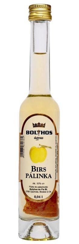 Rượu Bolyhos quince Palinka 0,5 lít