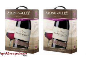Rượu vang bịch Mỹ STONE VALLEY Zinfandel