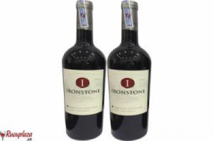 Rượu vang Mỹ Ironstone Old Vine Zinfandel 14,5%