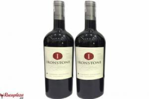 Rượu vang Mỹ Ironstone Cabernet Sauvignon 14,5%