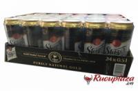 Gía thùng bia đen Tiệp steiger 24 lon 500 ml chỉ từ 780k