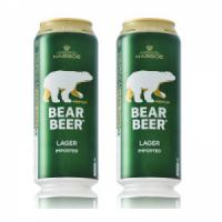 Bia gấu đức Bear Beer 5% 500ml