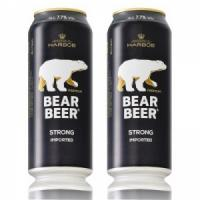 Bia gấu đức Bear Beer 7,7%, 500ml