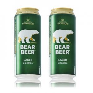 Bia gấu đức Bear Beer 5% 500ml