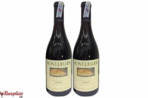 Rượu vang Mont Pellier Syrah California