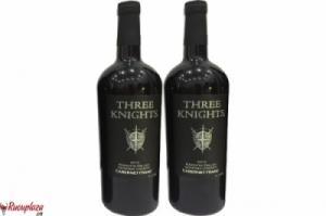 Rượu vang Mỹ Three knights cabernet Franc 13,5%
