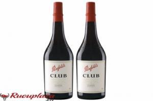 Rượu vang Úc Penfolds Club Port Old Tawny, độ cồn 18%