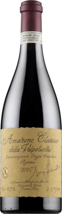 Rượu vang Zenato Amarone Della Valpolicella Classico 1,5L 2010