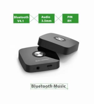 Đầu phát nhạc không dây bluetooth từ Smartphone, Máy tính bảng,Iphone, Ipad ra Loa, Amplifer UGREEN 30444-có pin