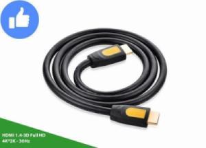 Cáp HDMI 2K4K(V1.4) dài 8 mét UGREEN 10169 (màu đen)