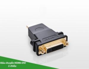 Đầu chuyển DVI 24+5 từ Card màn hình lên TV HD UGREEN 20123