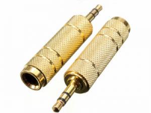 Đầu chuyển Audio 3.5mm sang 6.5mm (chuyển 6.5mm sang 3.5mm)