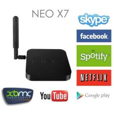 Android Box Minix Neo X7 - siêu khủng TV BOX Quad Core lõi tứ.