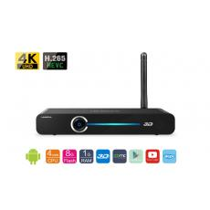 HiMedia Q3 IV - Quadcore, 3D, 4K , DTS HD - AB
