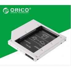 Caddy Bay Orico L95SS - Lắp thêm HDD, SDD cho Laptop qua khay CD/DVD