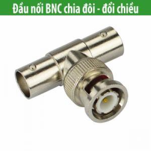 Đầu nối (khớp nối) BNC 2 chiều