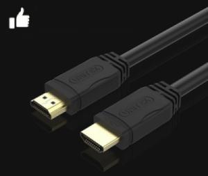 Cáp HDMI loại ngắn 5 mét 2k4k chính hãng UNITEK Y-C140 (màu đen)
