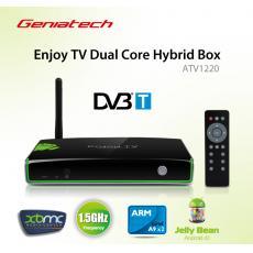 Android Box ATV1220 T2 Tích Hợp Truyền Hình DVB T2 - 40 kênh