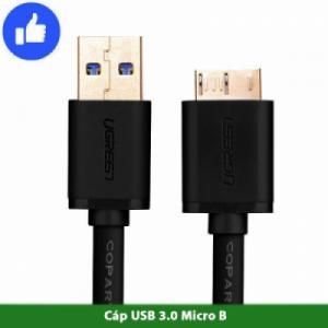 Cáp USB 3.0 dùng cho Ổ cứng di động Micro-B 1.5 mét UGREEN 10842