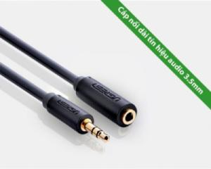 Cáp chia 2 đầu tai nghe 3.5mm loại ngắn UGREEN 10532