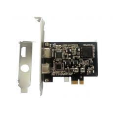 Card PCI-E to HDMI ghi hình từ cổng HDMI - Component máy quay phim, đầu dvd, thiết bị y tế...cho máy tính bàn