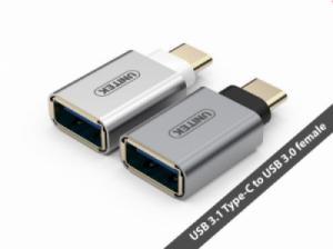 Đầu USB 3.1 Type-C ra USB 3.0 âm, OTG UNITEK Y-A025CGY