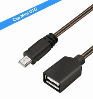 Cáp Mini USB OTG USB MP3 trên xe hơi UNITEK Y-C439