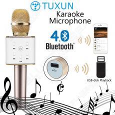 Micro Karaoke Bluetooth Tuxun Q7