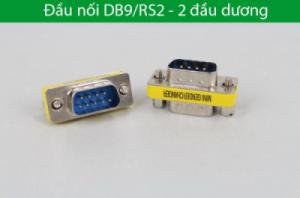 Đầu nối 2 tín hiệu DB9/RS232 (2 đầu dương)