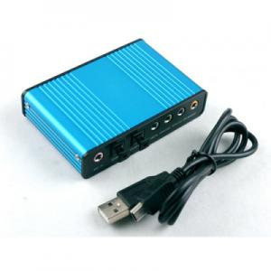 Sound box 5.1 USB 6CH + Optical audio