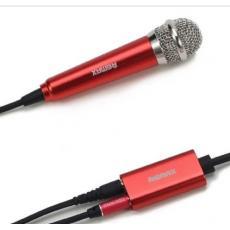 Micro Mini hát Karaoke trên điện thoại Remax RMK-K01