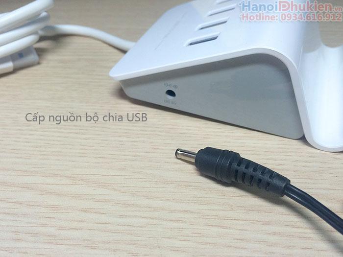 Adapter nguồn 5V2A chân kim (chân nhỏ) 3.5x1.35mm Acbel