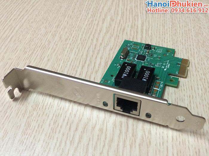 Card mạng LAN 10-100-1000 Gigabits chip RTL8111C