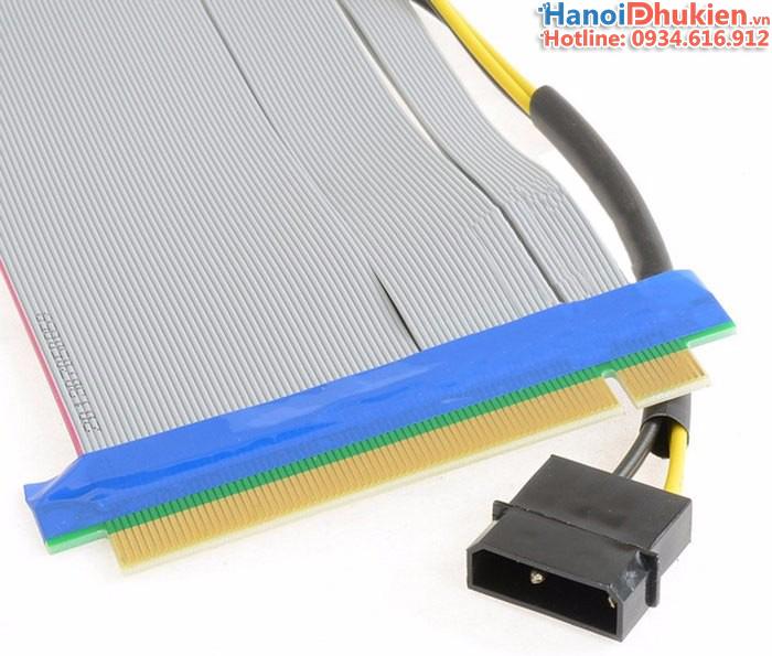 Dây cáp Riser PCI-E 16X nối dài cho Card VGA