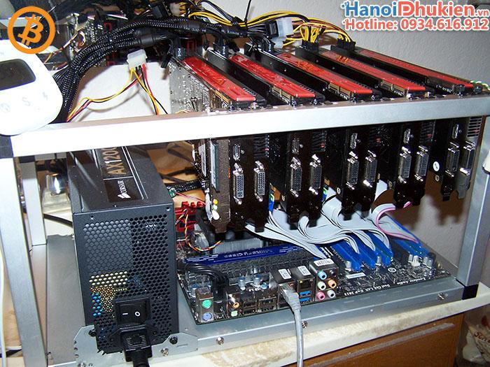 Dây cáp Riser PCI-E 1X sang 16X dài 30cm