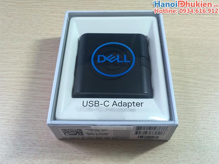 Dell DA200-USB Type C sang HDMI, VGA, Ethernet, USB 3.0 chính hãng
