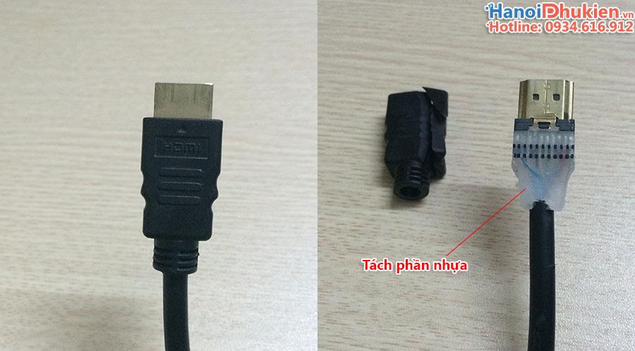 Sơ đồ cáp HDMI 20M, 30M, 40M, 50M-Hanoiphukien.vn