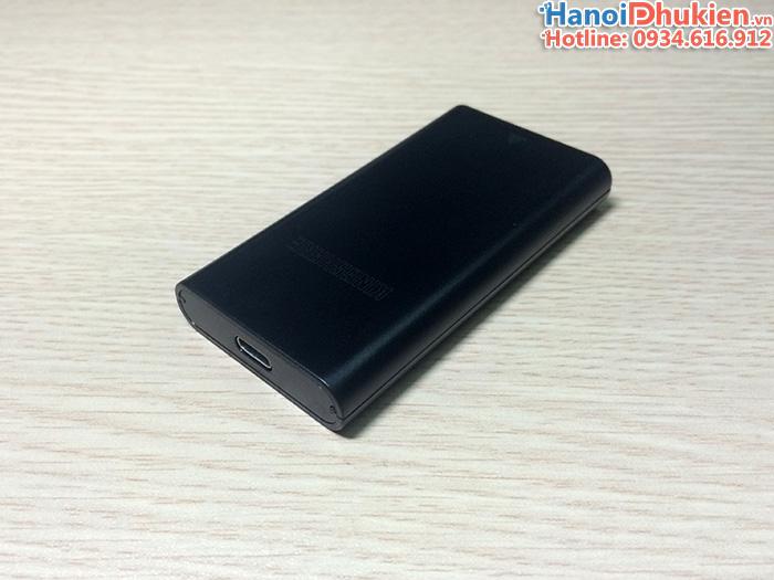 Box chuyển ổ cứng mSATA sang Type C, USB 3.1 Kingshare KS-C17DK vỏ nhựa ABS