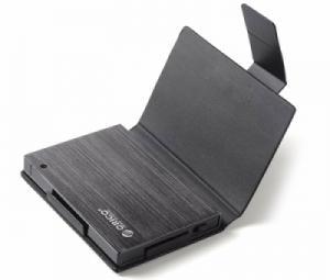 Hộp đựng ổ cứng Laptop USB 3.0 Orico 25AU3 có bao da đi kèm