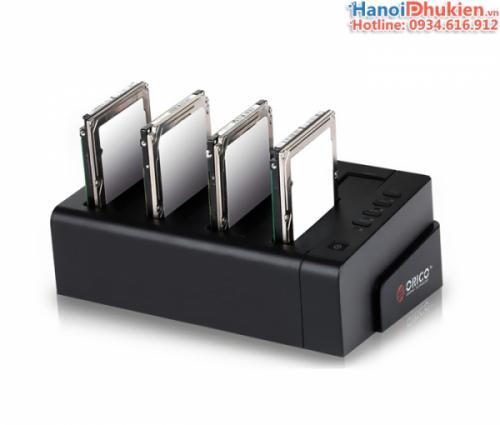 HDD Doking 4 Khay Orico 6648SUSJ3 USB 3.0, Esata