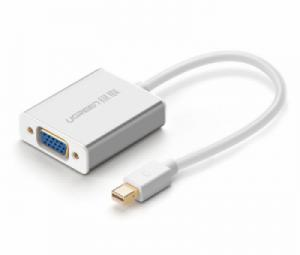 Cáp Mini Displayport, Thunberbolt to VGA, Audio Ugreen 10437