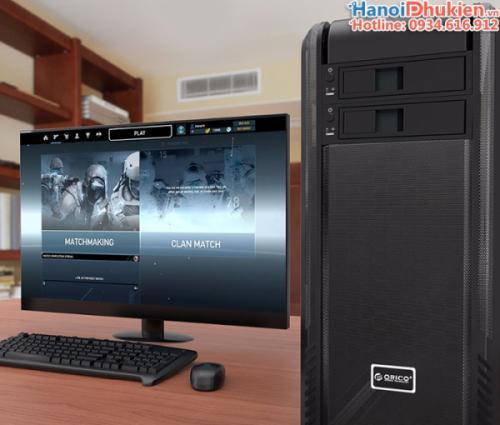 Khay gắn thêm ổ cứng cho máy bàn Orico 1106SS