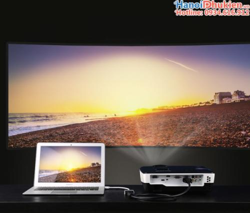 Cáp Mini Displayport, Thunberbolt to VGA, Audio Ugreen 10437